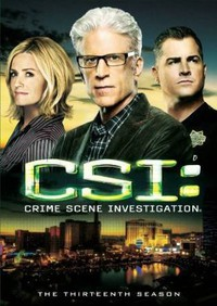 CSI: Crime Scene Investigation movie cover