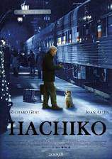 hachiko_a_dogs_story movie cover