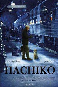 Hachi: A Dog's Tale main cover
