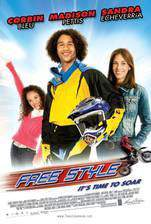 free_style movie cover