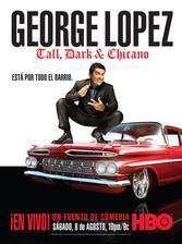 george_lopez_tall_dark_chicano movie cover