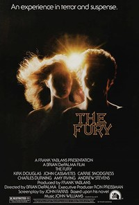 The Fury main cover