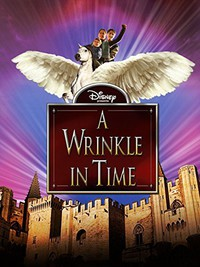 A Wrinkle in Time main cover