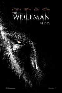 The Wolfman main cover