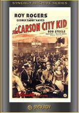 the_carson_city_kid movie cover