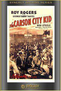 The Carson City Kid main cover