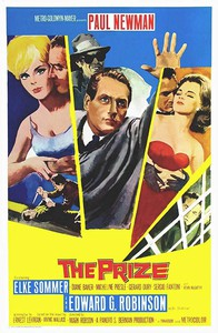 The Prize main cover