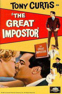 The Great Impostor main cover