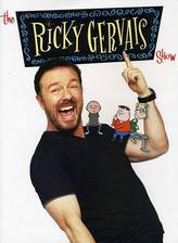 the_ricky_gervais_show movie cover