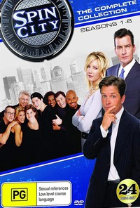 Spin City movie cover