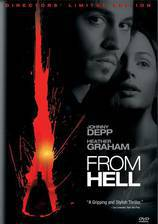 from_hell movie cover
