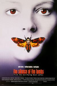 The Silence of the Lambs main cover