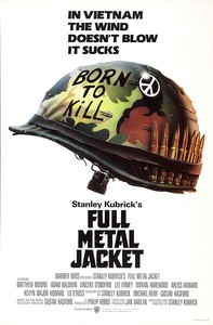 Full Metal Jacket main cover