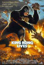 king_kong_lives movie cover