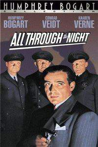 All Through the Night main cover