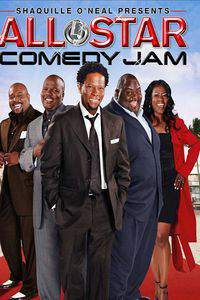 All Star Comedy Jam: Live from South Beach main cover