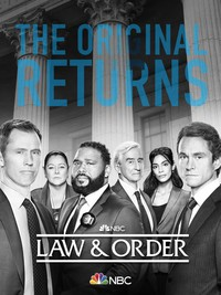 Law & Order movie cover