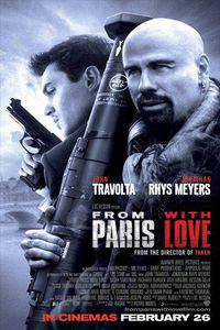 From Paris with Love main cover