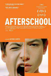 Afterschool main cover