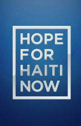 Hope for Haiti Now: A Global Benefit for Earthquake Relief main cover
