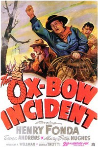 The Ox-Bow Incident main cover