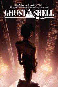 Ghost in the Shell 2.0 main cover