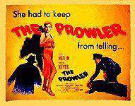 The Prowler main cover