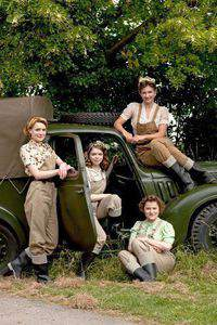 Land Girls movie cover