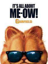 garfield movie cover