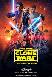 Star Wars: The Clone Wars movie cover