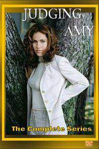 Judging Amy movie cover