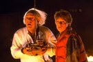 Back to the Future movie photo