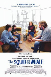The Squid and the Whale main cover