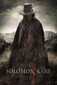 Solomon Kane main cover