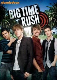 Big Time Rush movie cover