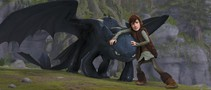 How to Train Your Dragon movie photo