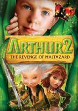 arthur_and_the_revenge_of_maltazard movie cover