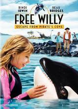 free_willy_escape_from_pirates_cove movie cover
