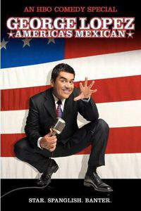 George Lopez: Americas Mexican main cover
