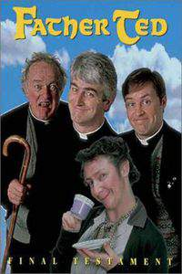 Father Ted movie cover