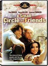 a_small_circle_of_friends movie cover