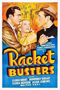 Racket Busters main cover