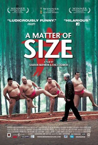 A Matter of Size main cover