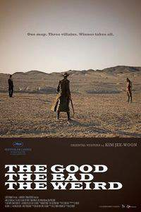 The Good, the Bad, the Weird main cover