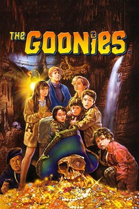 The Goonies main cover