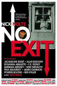 Nick Nolte: No Exit main cover