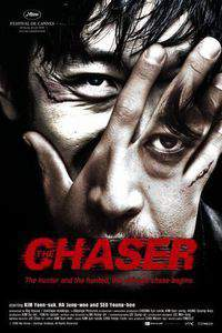 The Chaser main cover