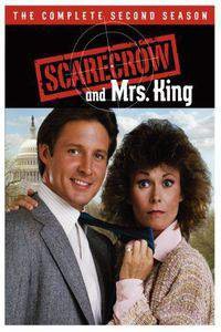 Scarecrow and Mrs. King movie cover