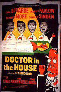 Doctor in the House movie cover