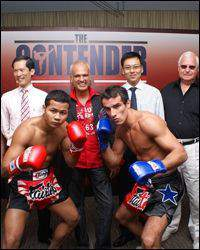 The Contender movie cover